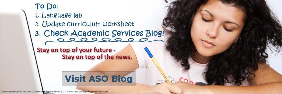Blog Banner for ASO Home