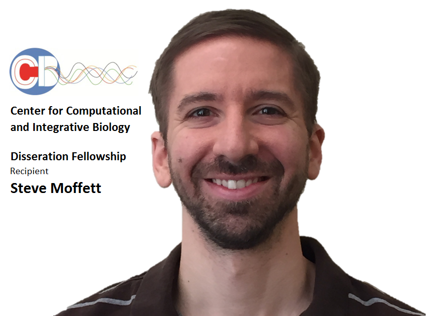 Dissertation Fellowship Award Recipient Steve Moffett