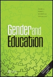 Dr. Kate Cairns article in Gender and Education