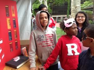 Rutgers Day kids
