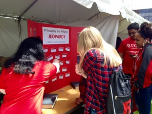 Rutgers Day students 2