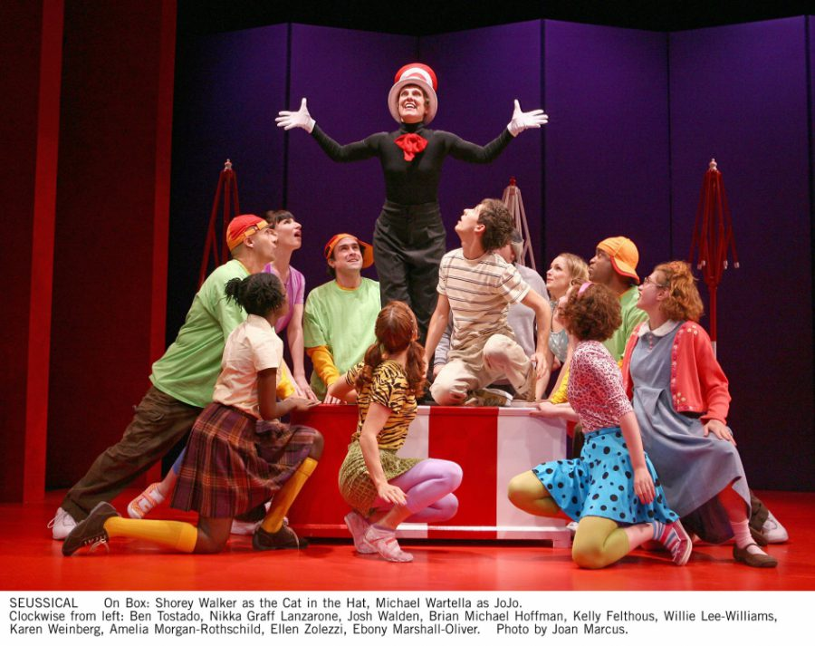 Seussical, by Theatreworks USA