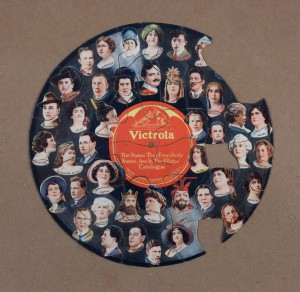 Victrola Jigsaw Puzzle